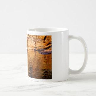 Caneca De Café Reflexões da ilha
