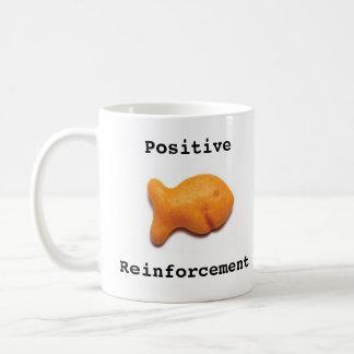 Caneca De Café Reforço positivo