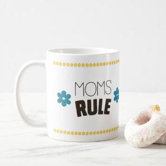 Caneca De Café Regra das mães