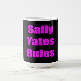 Caneca De Café Regras de Sally Yates