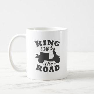 Caneca De Café Rei da estrada