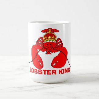 Caneca De Café Rei da lagosta