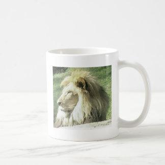 Caneca De Café Rei de animais