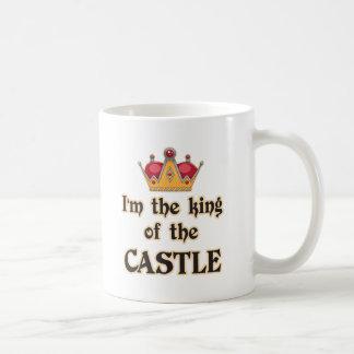 Caneca De Café Rei do castelo