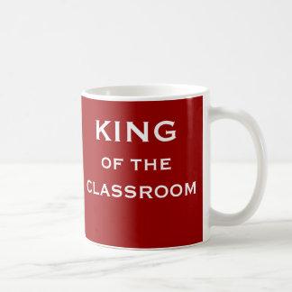 Caneca De Café Rei do nome masculino especial do professor da