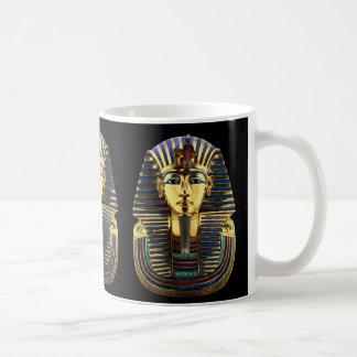 Caneca De Café Rei Tutankhamun, máscara do ouro