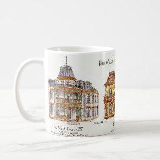 Caneca De Café Rei William Rua do Victorian