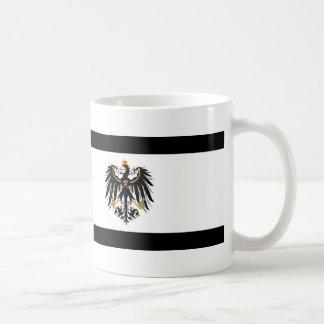 Caneca De Café Reino Preussen estandarte de nacional