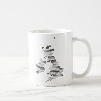 Caneca De Café Reino Unido chuvoso