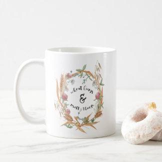 Caneca De Café Reis do trigo & coisas bonito