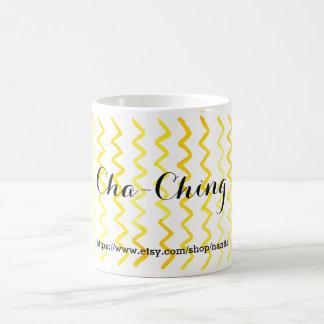 Caneca De Café Relação feita sob encomenda de Cha-Ching   Etsy