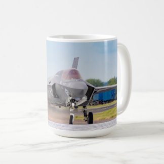 Caneca De Café Relâmpago II de F-35A