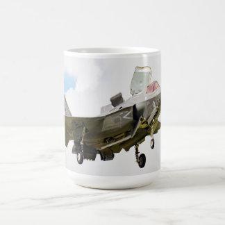 Caneca De Café Relâmpago II de F-35B