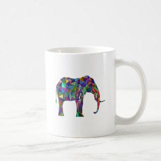 Caneca De Café Renascimento do elefante