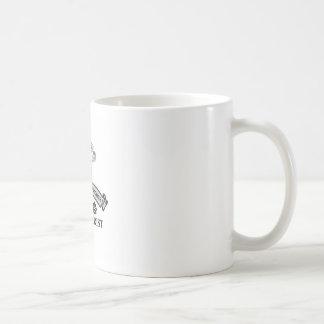 Caneca De Café reparos do cavalo branco JC