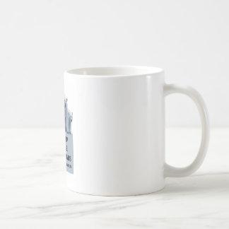 Caneca De Café Represente acima os ursos polares