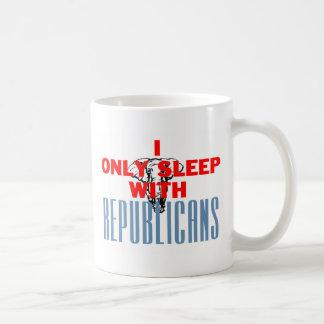 Caneca De Café Republicanos do sono