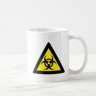 Caneca De Café Resíduos perigosos