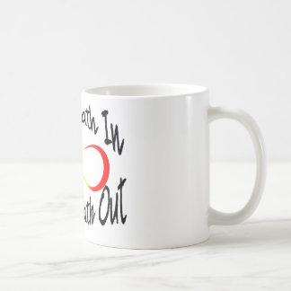 Caneca De Café respiração infinita