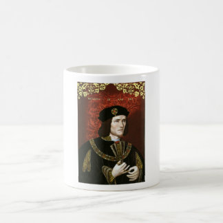 Caneca De Café Retrato do rei Richard III
