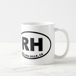 Caneca De Café RH Rolling Hills