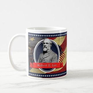 Caneca De Café Robert E. Lee