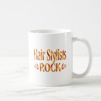 Caneca De Café Rocha dos cabeleireiros