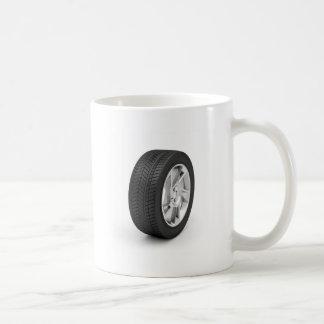 Caneca De Café Roda de carro