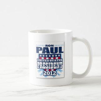 Caneca De Café ron_paul_for_president_of_the_usa_2012_poster-p228