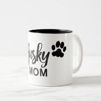 Caneca de café ronca da mamã
