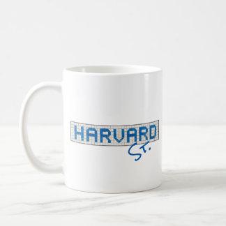 Caneca De Café Rua de Harvard das alturas de Houston
