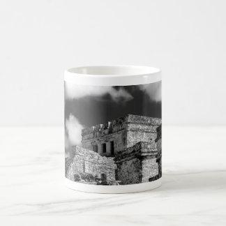 Caneca de café - ruínas maias - Tulum, México