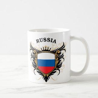 Caneca De Café Rússia