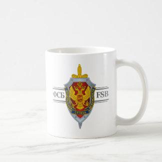 Caneca De Café Russo FSB