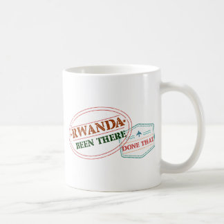Caneca De Café Rwanda feito lá isso