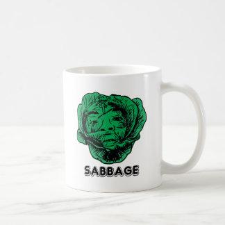 Caneca De Café Sabbage