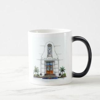 Caneca de café sagrado de Coronado da escola de