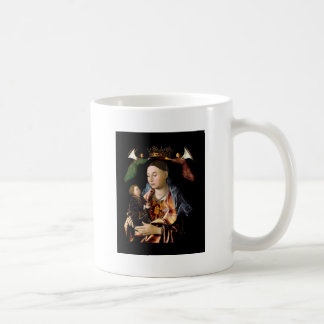 Caneca De Café Salgando Madonna e a criança do cristo