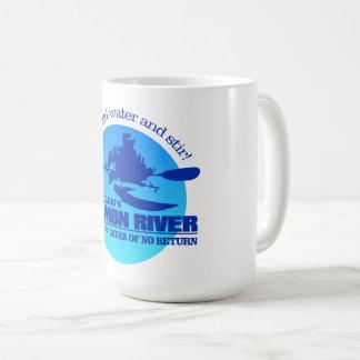 Caneca De Café Salmon River (azul)