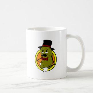 Caneca De Café Salmoura do cavalheiro
