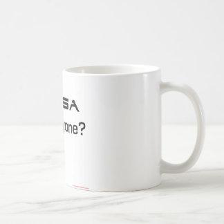 Caneca De Café Salsa qualquer um?