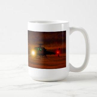 Caneca De Café Salvamento do por do sol