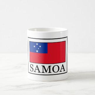 Caneca De Café Samoa