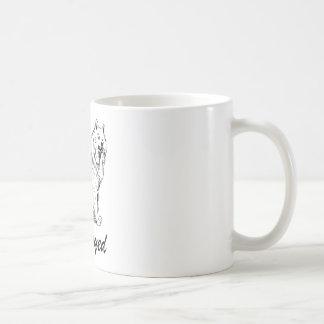 Caneca De Café Samoyed