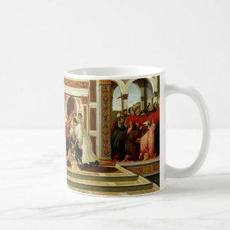 Caneca De Café Sandro Botticelli - último milagre e a morte de