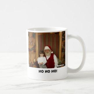 Caneca De Café santa06, HO HO HO!