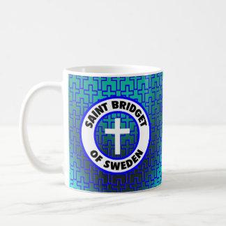 Caneca De Café Santo Bridget da suecia