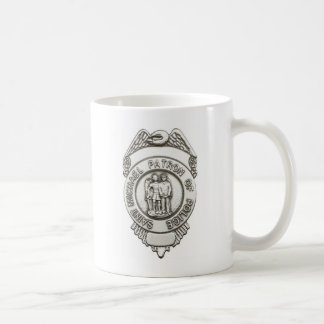 Caneca De Café Santo da patrulha de St Michael da polícia