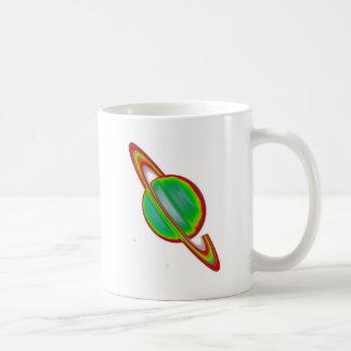 Caneca De Café Saturn