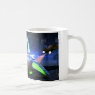 Caneca De Café Sci Fi